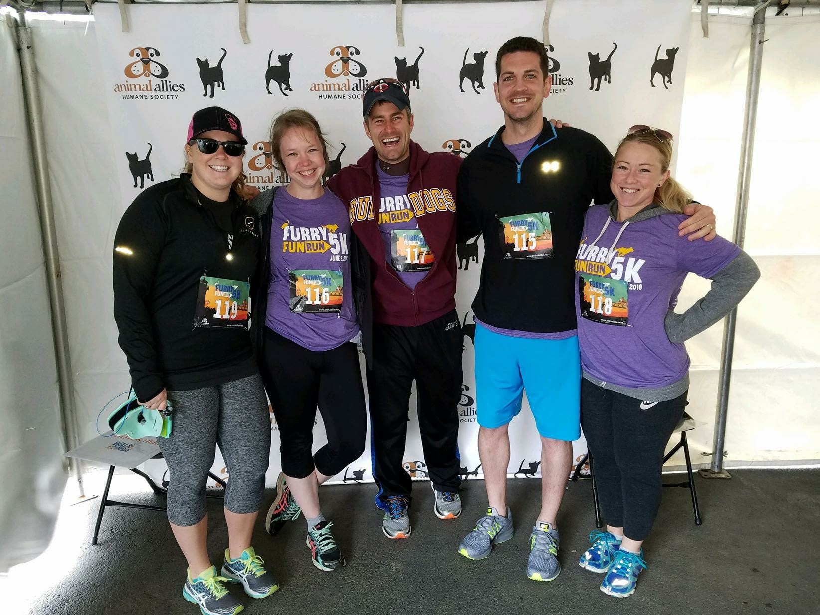 Furry Fun Run 5k by Animal Allies