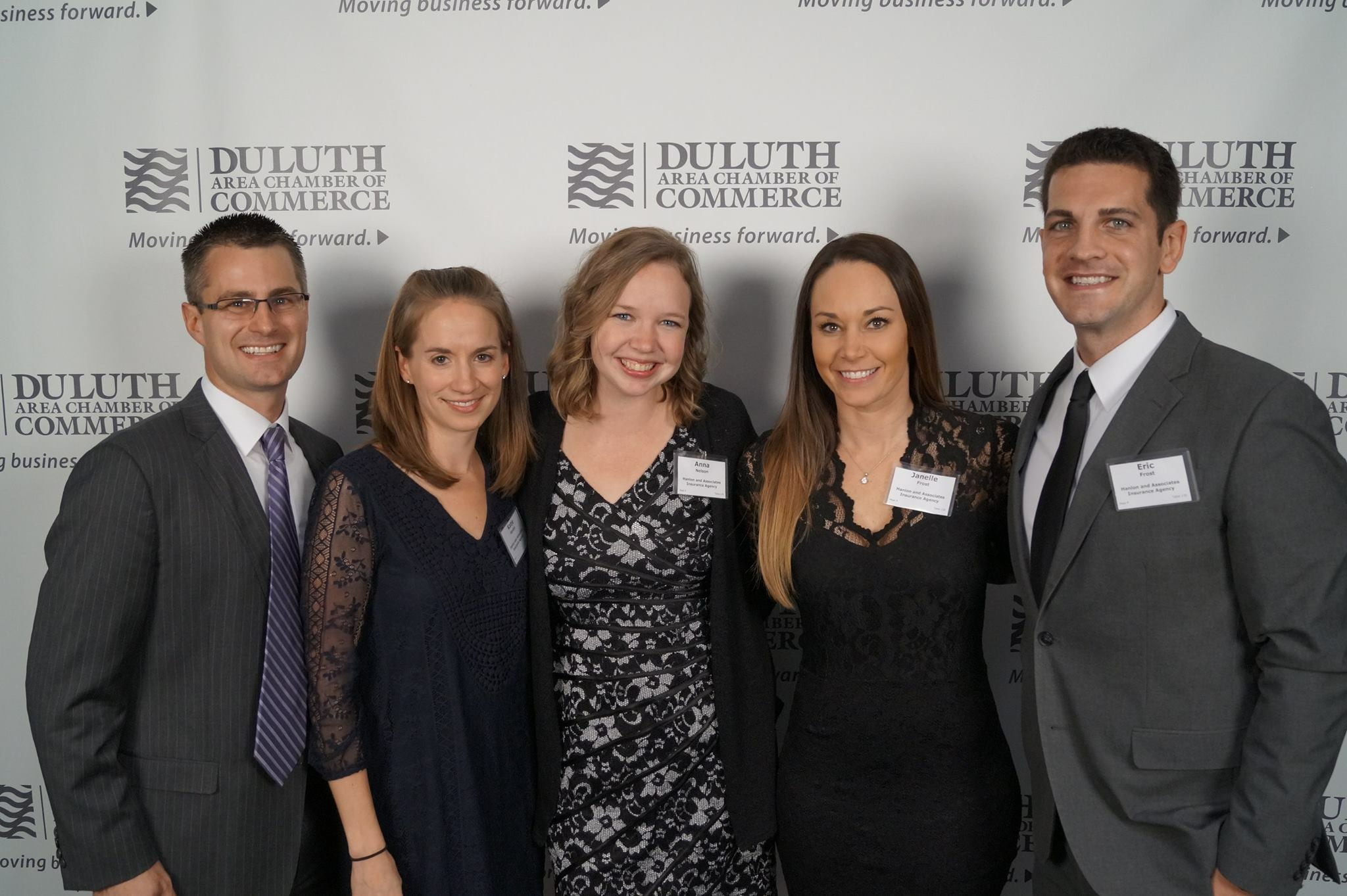 Duluth Area Chamber of Commerce Dinner