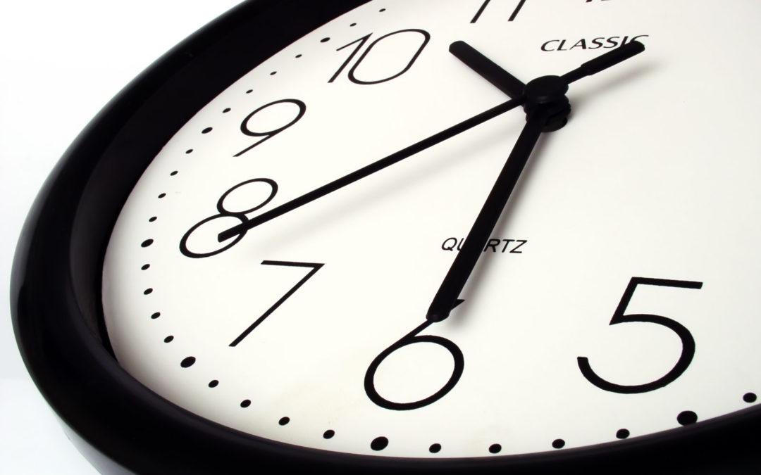 Clock 10:30