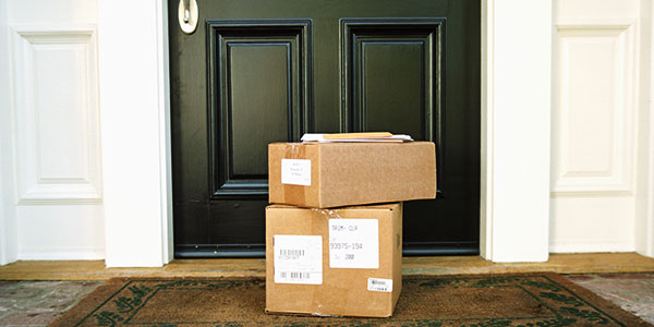 Package thefts doorstep prepare stop warning
