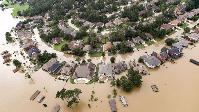 Hurricane Harvey Hanlon and Associates