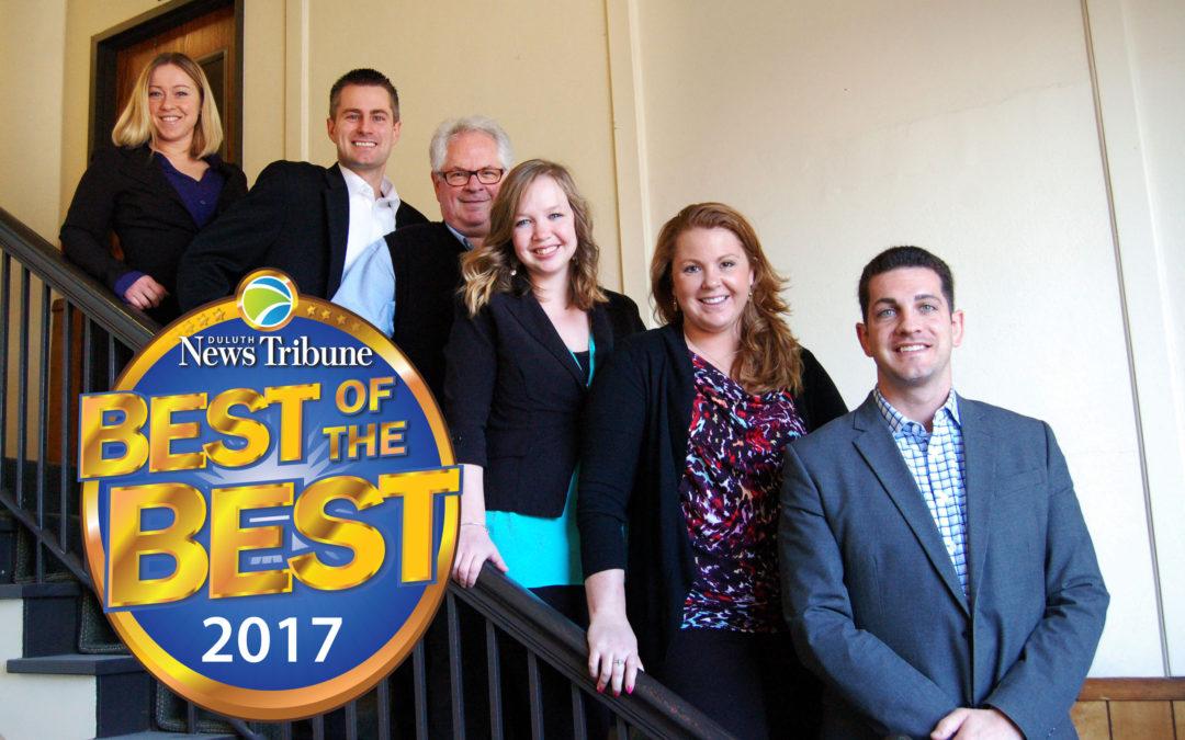 Best of the best Hanlon and Associates 2017
