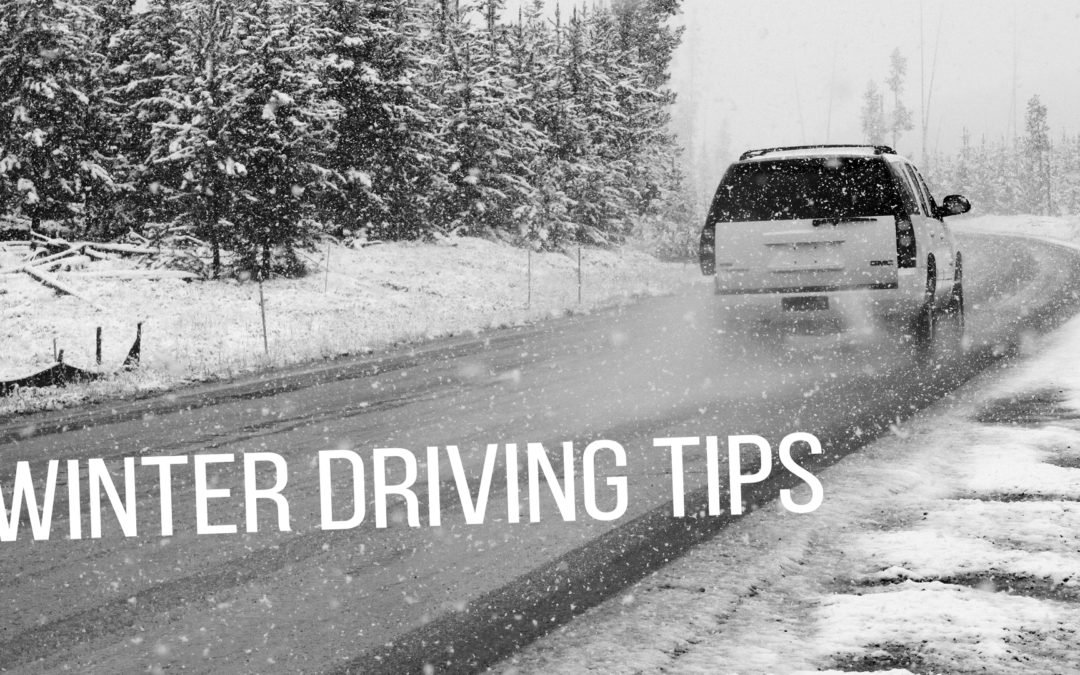 Winter Driving Tips Duluth Winter Hanlon and Associates